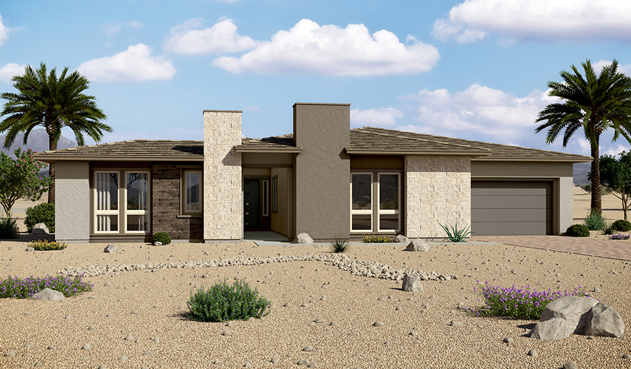 Richmond American Homes Las Vegas Floor Plans