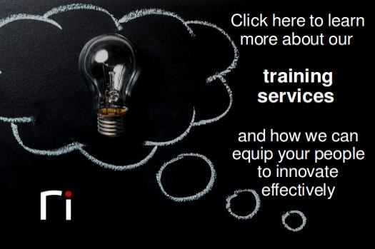 Richmond innovation - training services