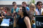 girl singing 'fever' 2
