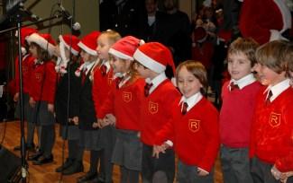 little kids singing