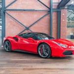 2016 Ferrari 488 Gtb For Sale Richmonds Classic Prestige Sports Cars