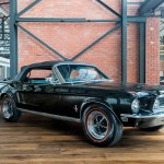 1968 Ford Mustang Convertible 390 Richmonds Classic And Prestige Cars Storage And Sales Adelaide Australia