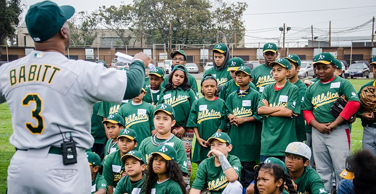 Richmond mayor's office offering grants to youth sports programs