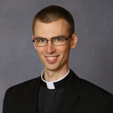 Seminarian William Buckley