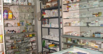 setup a pharmacy in Nigeria