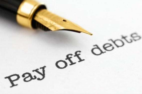 payoff debt pen