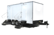 Portable Restroom Trailers for Sale