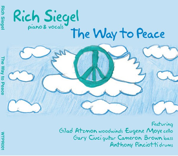 Rich Siegel Album The Way to Peace