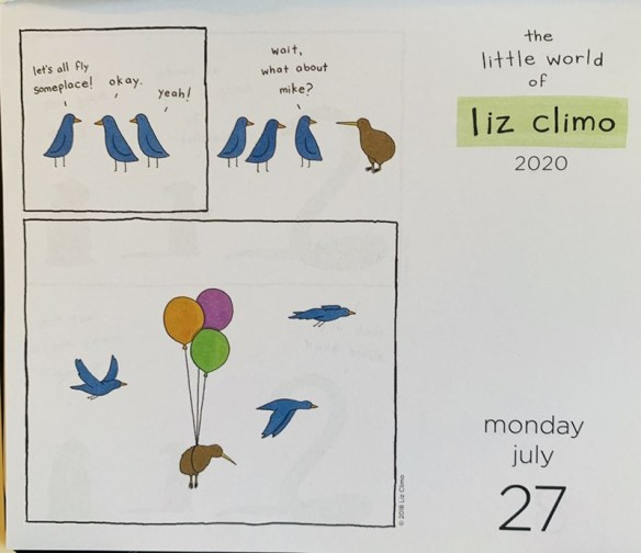 Botany - the wait, let's all fly little world what about Someplace! okay. of yeah! mike? liz climo 2020 monday july 27