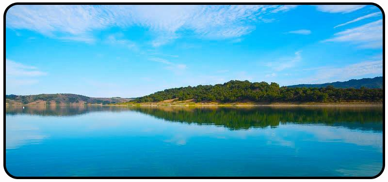 Lake Casitas Fishing Guide Report - bass, trout, crappie