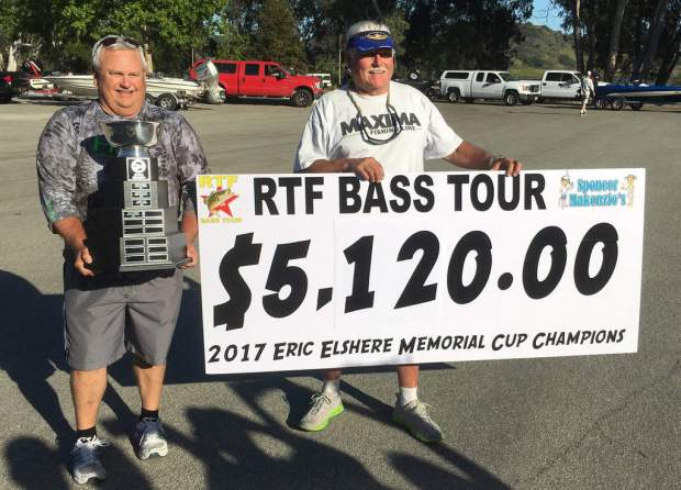 2017 RTF Tour Eric Elshere Memorial Cup Champions
