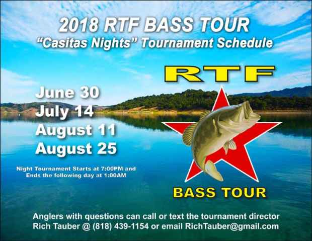 RTF 2018 Casitas Nights