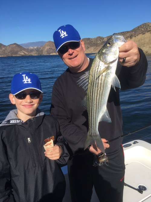 Pyramid Lake Fishing Guide 10/31//2018