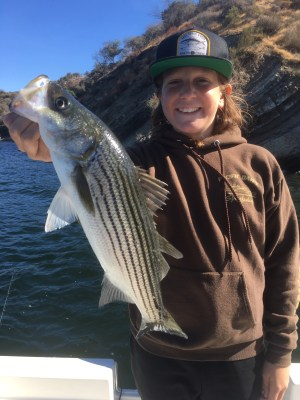 Pyramid Lake Fishing Guide 11/15//2018