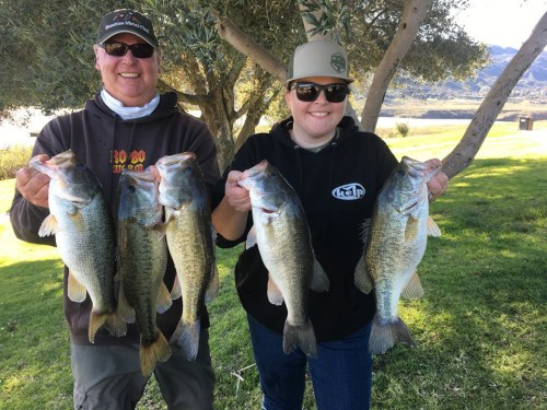RTF Tour Final Results 2/16/2019 Lake Casitas