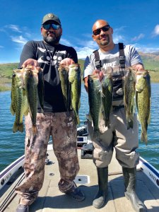 Lake Casitas Fishing Guide 03/20/2019