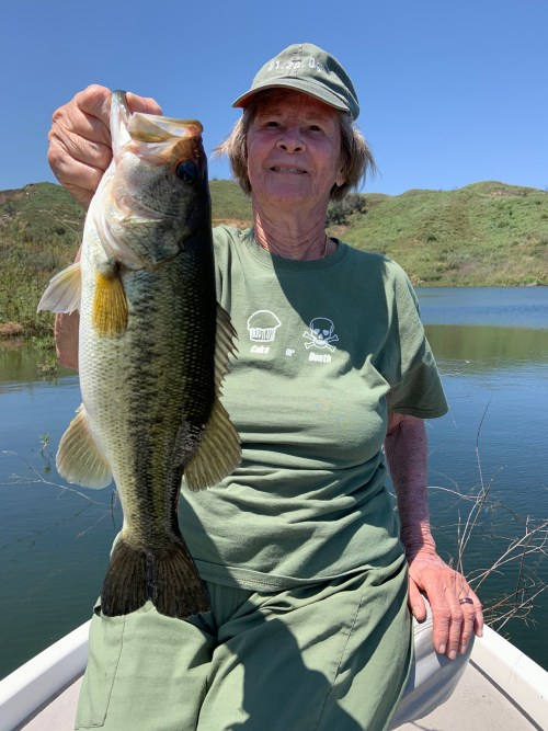 Lake Casitas Fishing Guides Report 06/09/2019