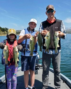 Southern California Bass Fishing Guide's Report 06/19/2020