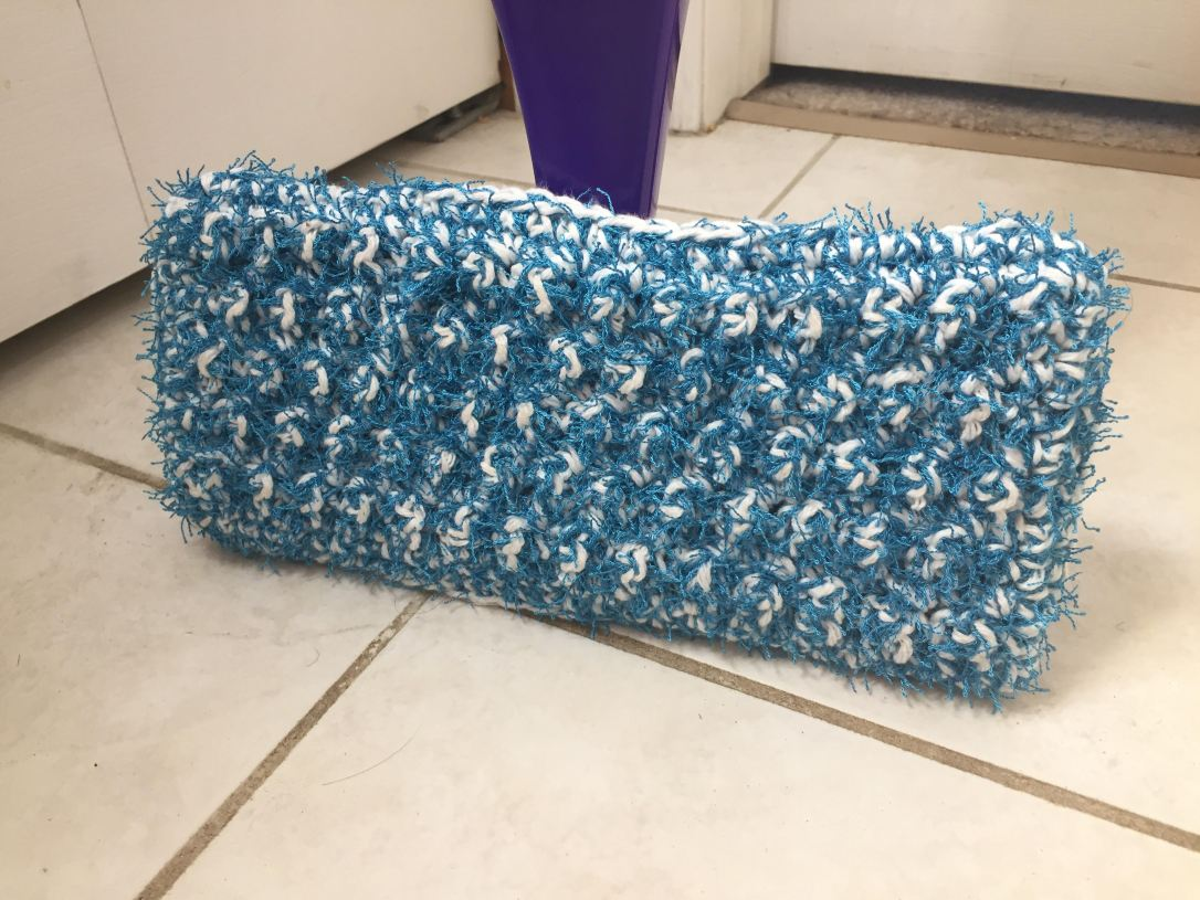 Spring Cleaning Day Seven The Scrubby Swiffer Cover A Free