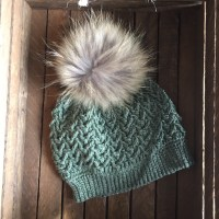 Into the Bush Beanie - Free Crochet Pattern