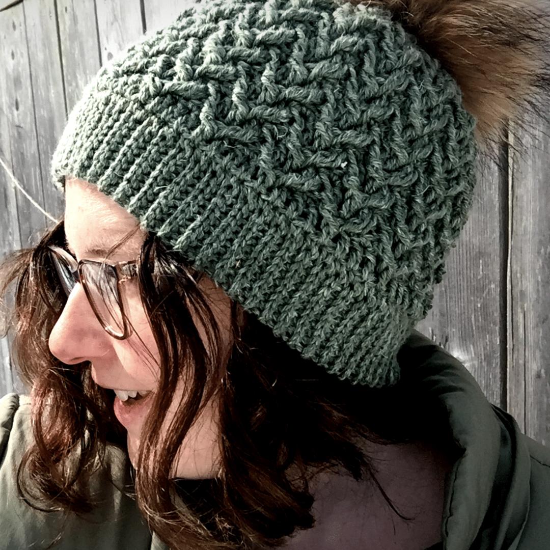 Crochet Beanie 3