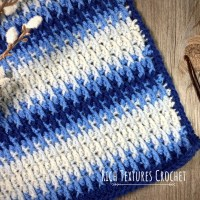 The Rip Tides Square - Free Crochet Pattern