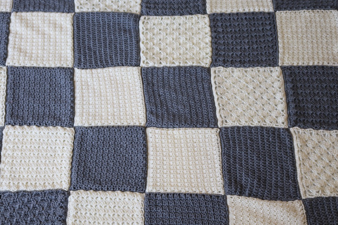 Crochet Blanket Pattern3