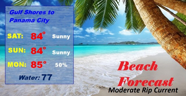 WEEKEND FORECAST UPDATED – Memorial Day Showers - Rich Thomas