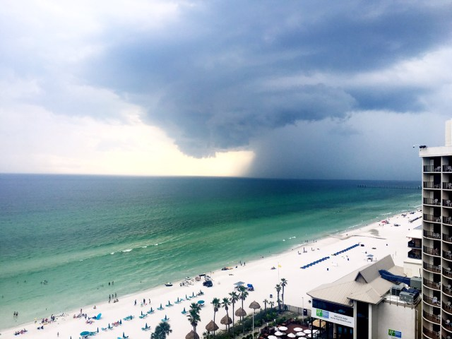 Panama City: Storm Approaches