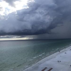 Panama City Storm