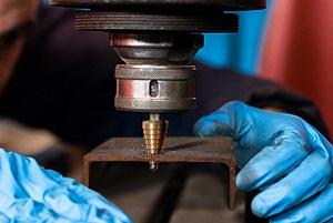 Stufenbohrer für Metall