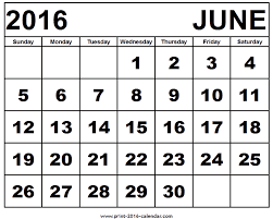 june 2016--leap year