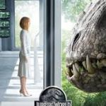 bryce dallas howard's high heels in jurassic world