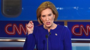 carly fiorina been there done that