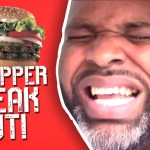 freak outs & freaks from house of cards, burger king & rick james