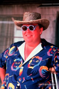 jack chester is john candy's character in the movie 'summer rental'