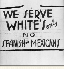no mexicans