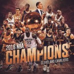 cleveland defies the odds, ends title drought