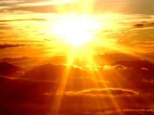 sunshine is the greatest shine on earth