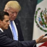 peña nieto invited trump to los pinos. wtf