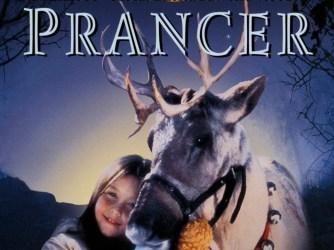 prancer movie poster