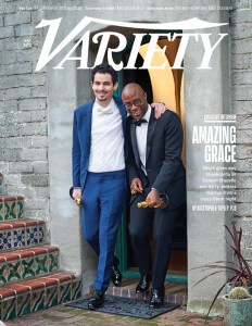 damien chazelle & barry jenkins on the cover of variety