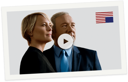 the photo included in frank underwood's email to supporters