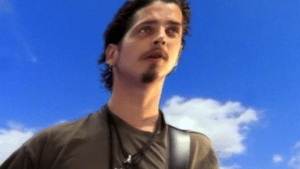 chris cornell in the black hole sun video