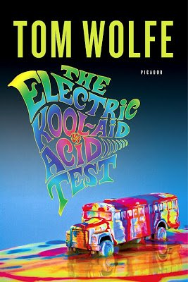 cover of the book the electric kool aid acid test