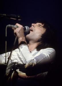 freddie mercury on the mic
