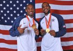 third conditional: lebron talks dream team vs redeem team