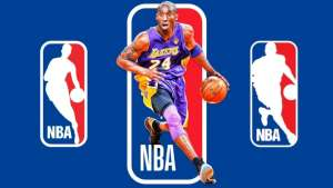 the current jerry west silhouette nba logo a picture of kobe dribbling as the logo and a silhouette logo of kobe taken from the photo of kobe dribbling vocabulario en inglés