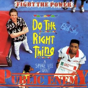 fight the power was the most important song on the do the right thing soundtrack
