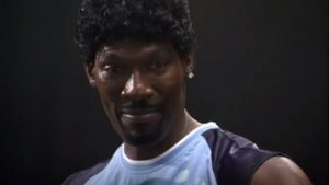 charlie murphy in basketball clothes